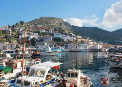 Couleurs - Hydra
