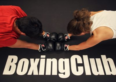 Boxing Club - CMG St Lazare